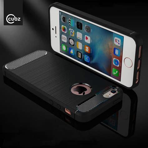 Ipaky Carbon Iphone 5 husa iphone 5 5s se cubz ipaky series carbon