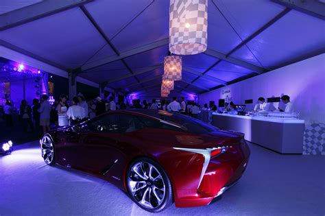 lexus night 100 lexus night brand partnership 复星艺术中心 fosun