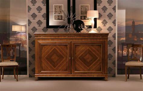 credenze in legno classiche masson mati 201 e arredamento classico camere da letto
