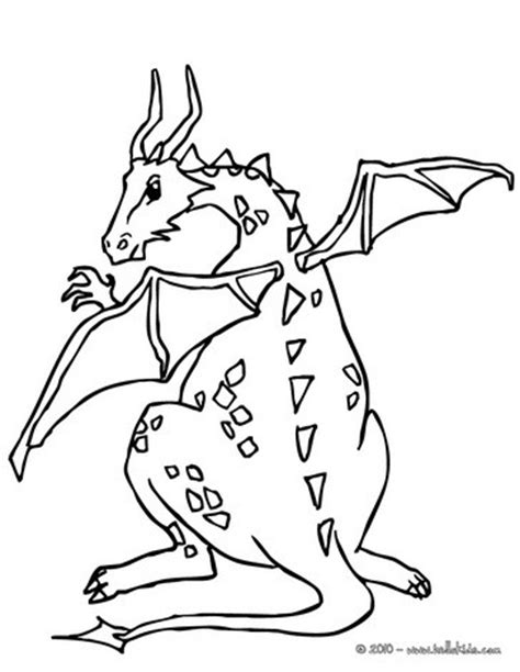 dragon wings coloring page dragon wings coloring pages hellokids com