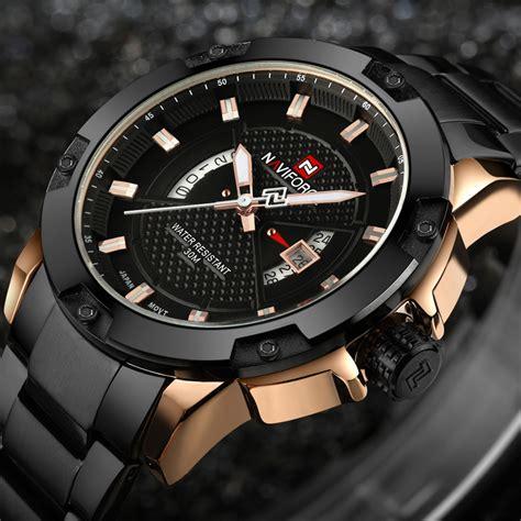 Jam Tangan Pria Quiksilver 1 navi jam tangan analog pria 9085 black jakartanotebook