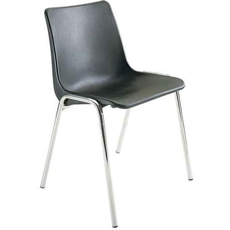 sedia plastica 6 sedie impilabili in plastica