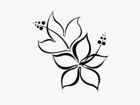 black and white flower design many flowers