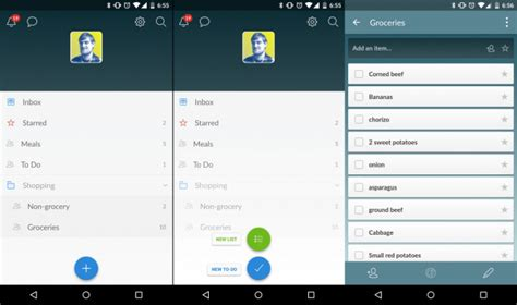 design app used on love it or list it wunderlist gets a material design makeover and new features