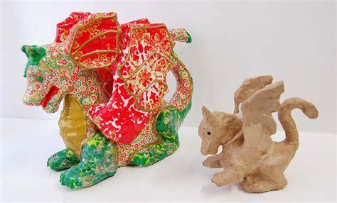 Craft Paper Mache - paper mache puppet crafts