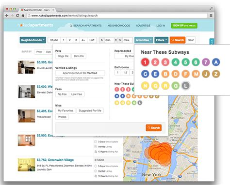 find appartment find apartments close to your subway mta line
