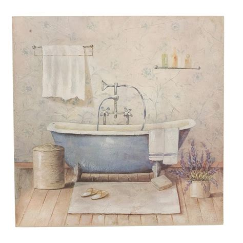 bathtub paintings 34 best images about tableaux d 233 co on pinterest