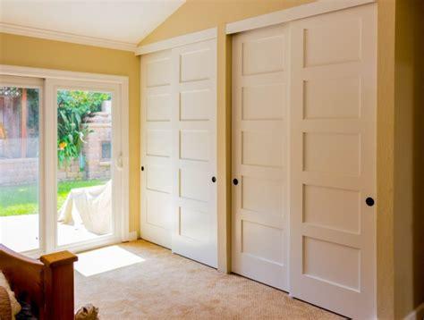 Shaker Style Sliding Closet Doors Interior Door Replacement Company