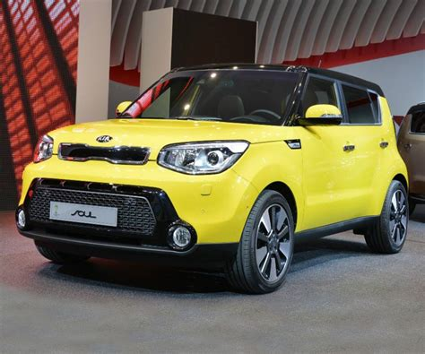 Kia Soul Pictures 2017 Kia Soul Update Styling Refresh And New Equipment