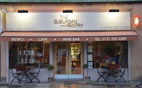 Pantry Kitchen Restaurant by A New Route For Edinburgh Eatery Scottish Licensed Trade