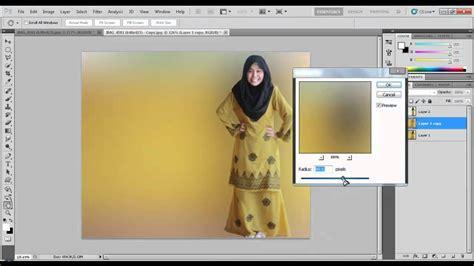 tutorial photoshop cs5 malay photoshop cs5 bluring background tutorial malay version