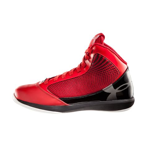 basketball shoes ua armour jet bb mens basketball shoes 10 1227541