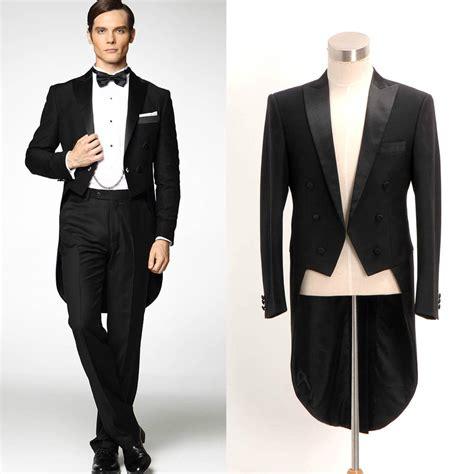 Handmade Mens Suits - s wedding tailcoats custom made groom tuxedos suitable