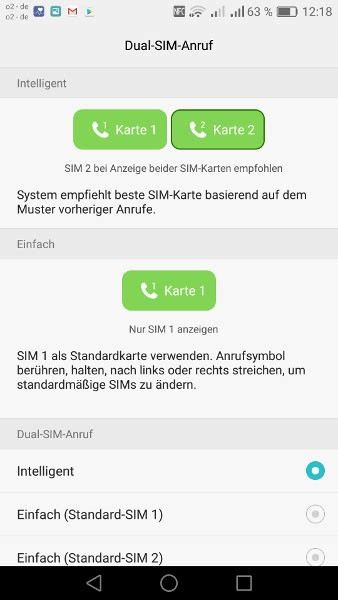 sim schreibtisch benutzen lassen geld sparen mit dual sim smartphone