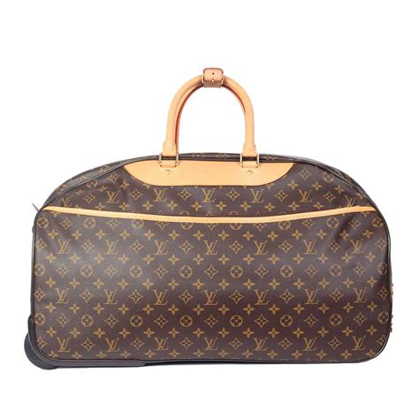 Louis Vuitton Monogram louis vuitton monogram eole 60 travel bag luxity