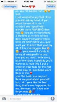 ideas about cute paragraphs for your boyfriend short