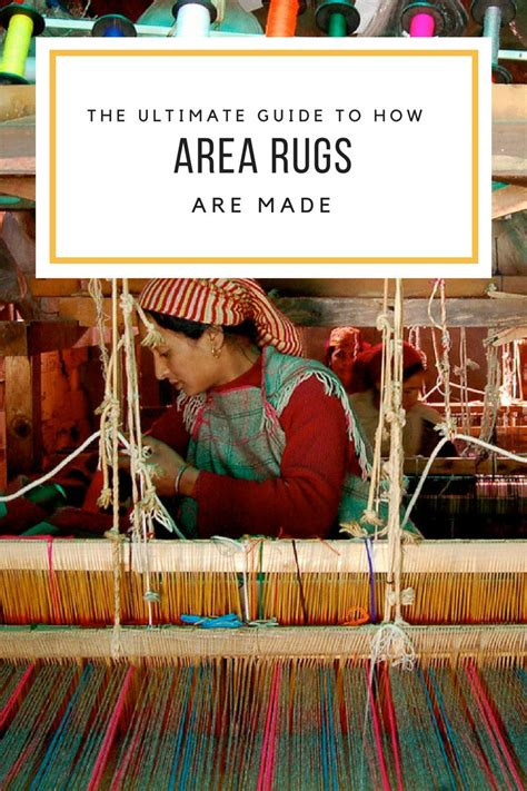 how are rugs made the ultimate guide to how area rugs are made bold rugs