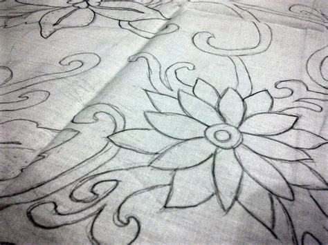 stupidisious sketch of batik masterpiece