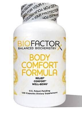 Biofactor Atp Alkaline Formula And Body Comfort Product