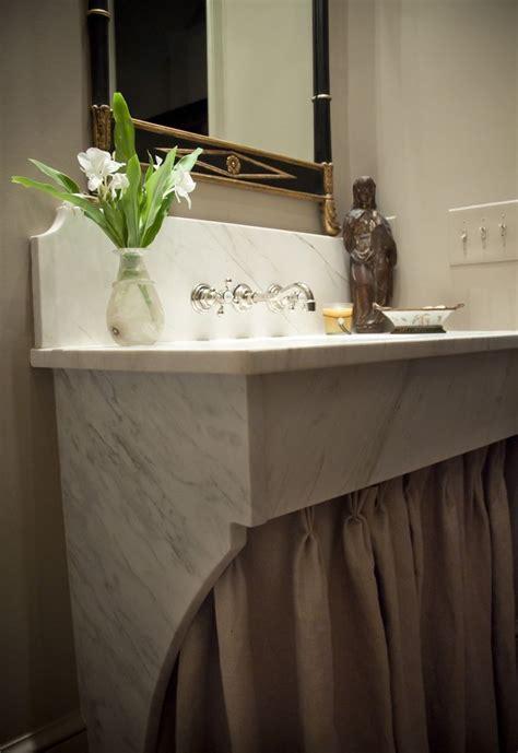 Modern Bathroom Sink Skirt 17 Best Images About Skirted Sinks On Sink