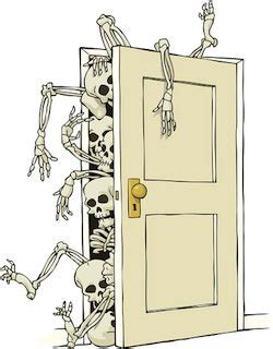 Skeletons Out Of The Closet by Viewpoints Of A Sagittarian Closing In Step By Step 88