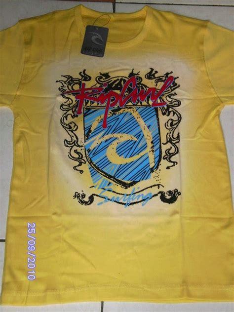 Kaos T Shirt Quiksilver Blue blue 1579 t shirt rip curl