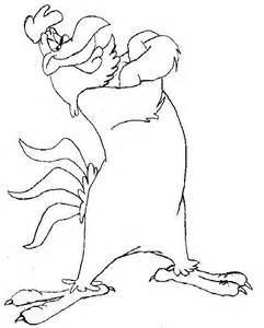 Foghorn Leghorn Coloring Pages foghorn leghorn looney tunes coloring pages