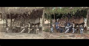 the civil war in color blood and glory the civil war in color 9 before and