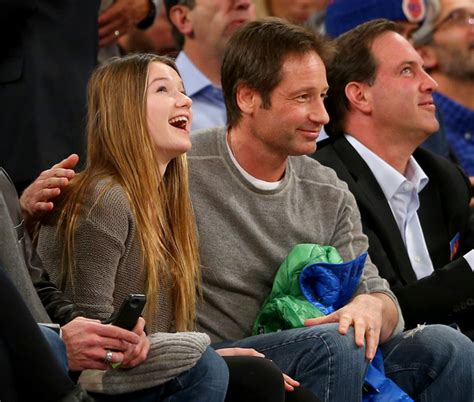 ioan gruffudd y sus hijas david duchovny and madelaine west duchovny photos photos