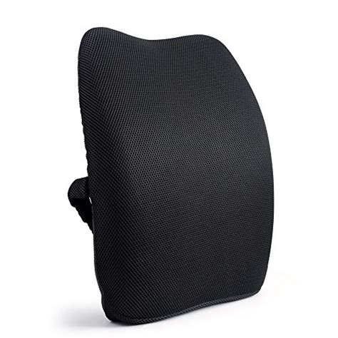 recliner back support pillow orthopedic memory foam lumbar back support cushion pillow