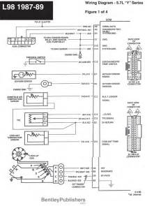 c4 corvette ignition wiring diagram c4 corvette free wiring diagrams