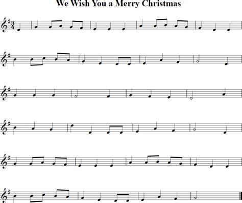 we wish you a merry testo we wish you a merry free violin sheet