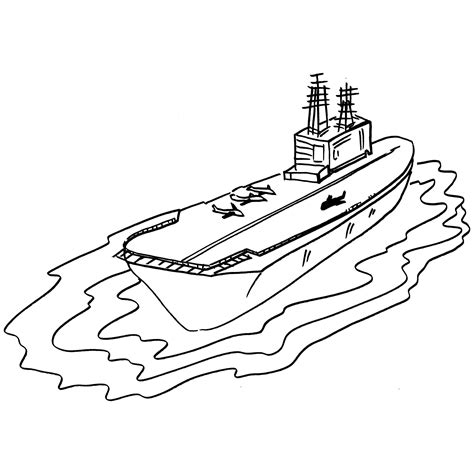 coloring page aircraft carrier aircraft carrier colouring page coloring coloring page