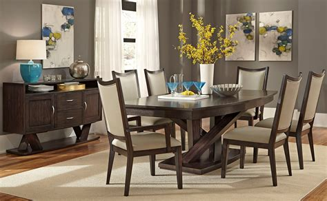 pedestal dining room sets southpark pedestal dining room set from liberty 623 t4884