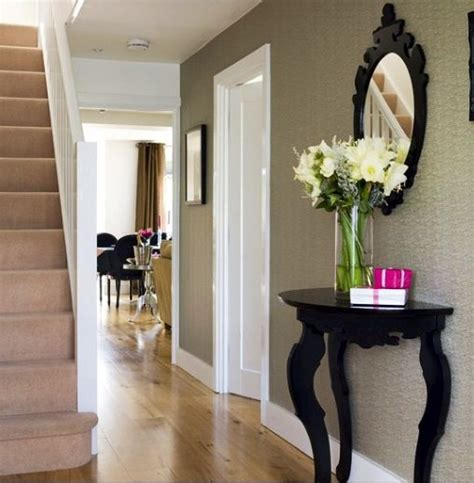 Hallway Table With Mirror Hallway Table And Mirror High Traffic Spaces Pinterest