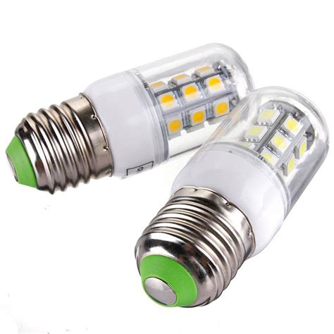Lowest Price E27 3w 350lm 27 Led 5050 Smd Energy Saving Led Light Bulbs Lowest Price