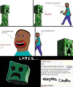 image 93088 minecraft creeper know your meme