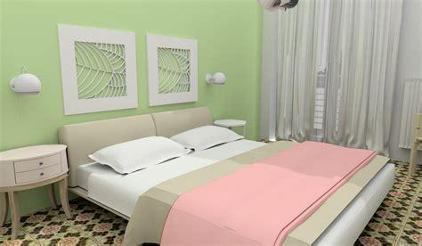 pareti matrimoniale idee da letto pareti