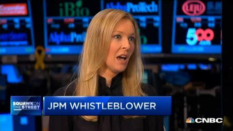 fashion news cnbc jpmorgan whistleblower speaks out video nytimes com