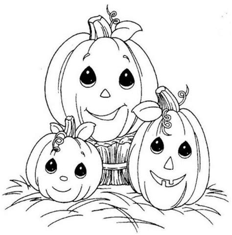 Baby Pumpkin Coloring Pages | 17 best images about holiday coloring pages on pinterest