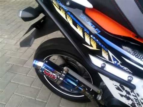 Knalpot Yamaha X Abre Akrapovic Gp Series knalpot wrx gp series with db killer di xride