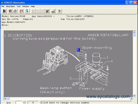 nissan forklift 2013 parts catalog spare parts catalog
