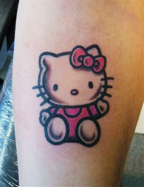 hello kitty tattoo ideas gallery for