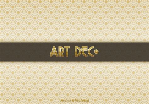 art deco vector background   vector art