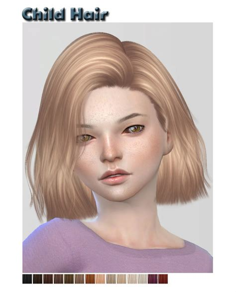 sims 4 child hair nightcrawler child hair retexture at shojoangel 187 sims 4