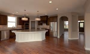 """harrison"" Model Home Kitchen Traditional Kitchen"