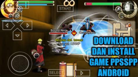 cara main game psp format rar cara bermain game psp di android simple tutorial