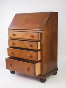 bureau vintage small vintage oak bureau antiques atlas
