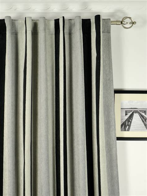 vertical curtain qyf125ag01 curtain vertical striped linen curtains