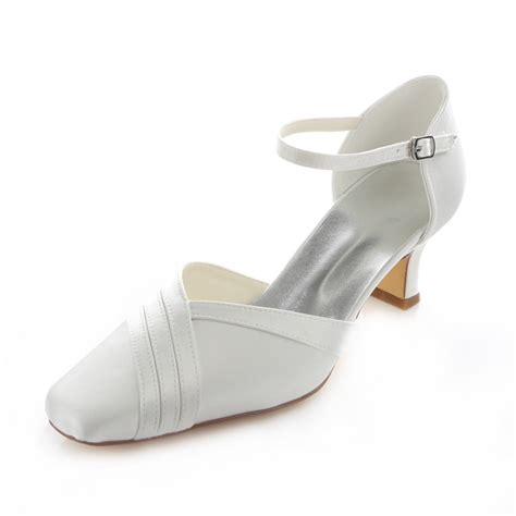 2 Inch Bridal Shoes by 2 Inch White Heels Fs Heel